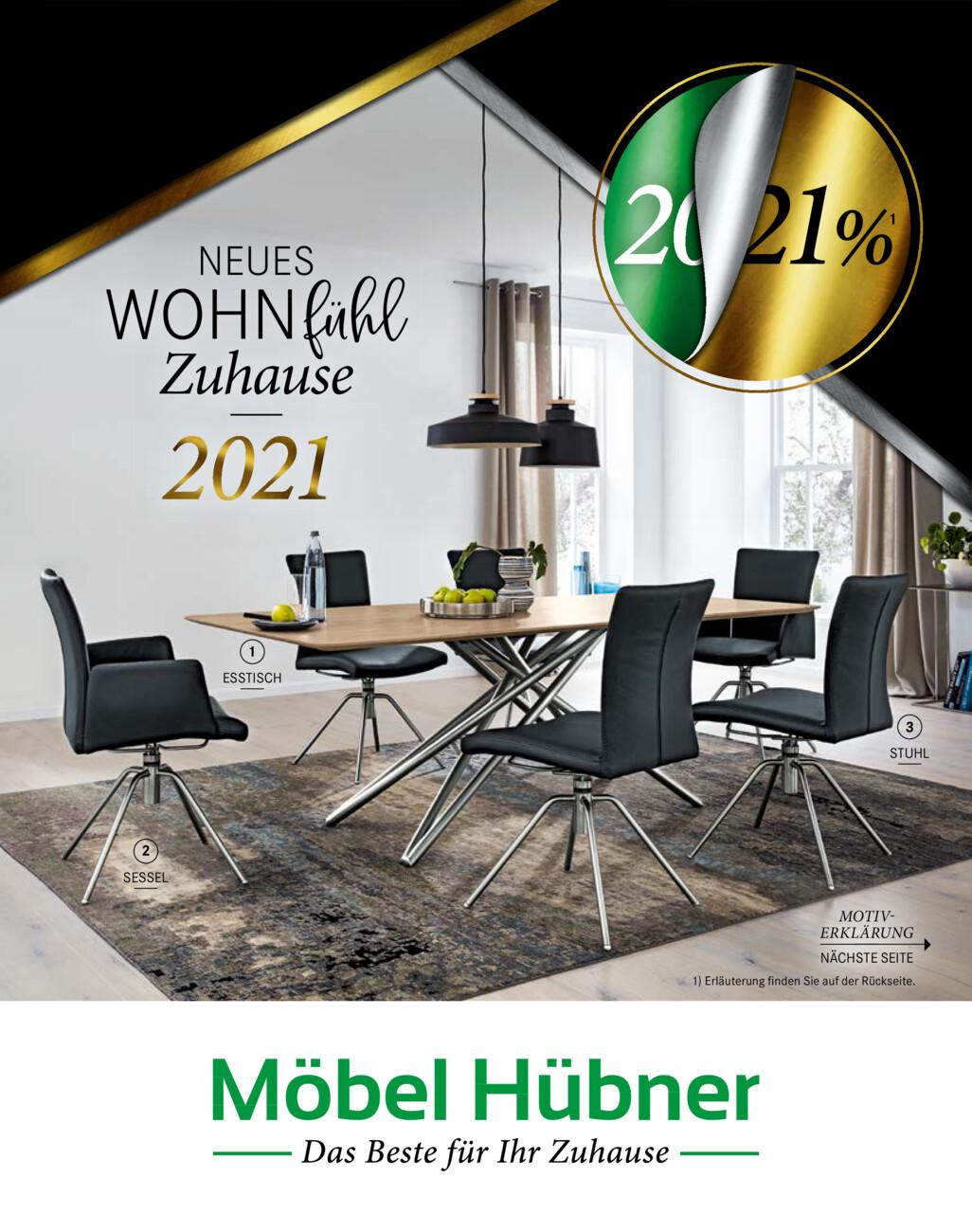 Möbel Hübner vom Donnerstag, 17.06.2021