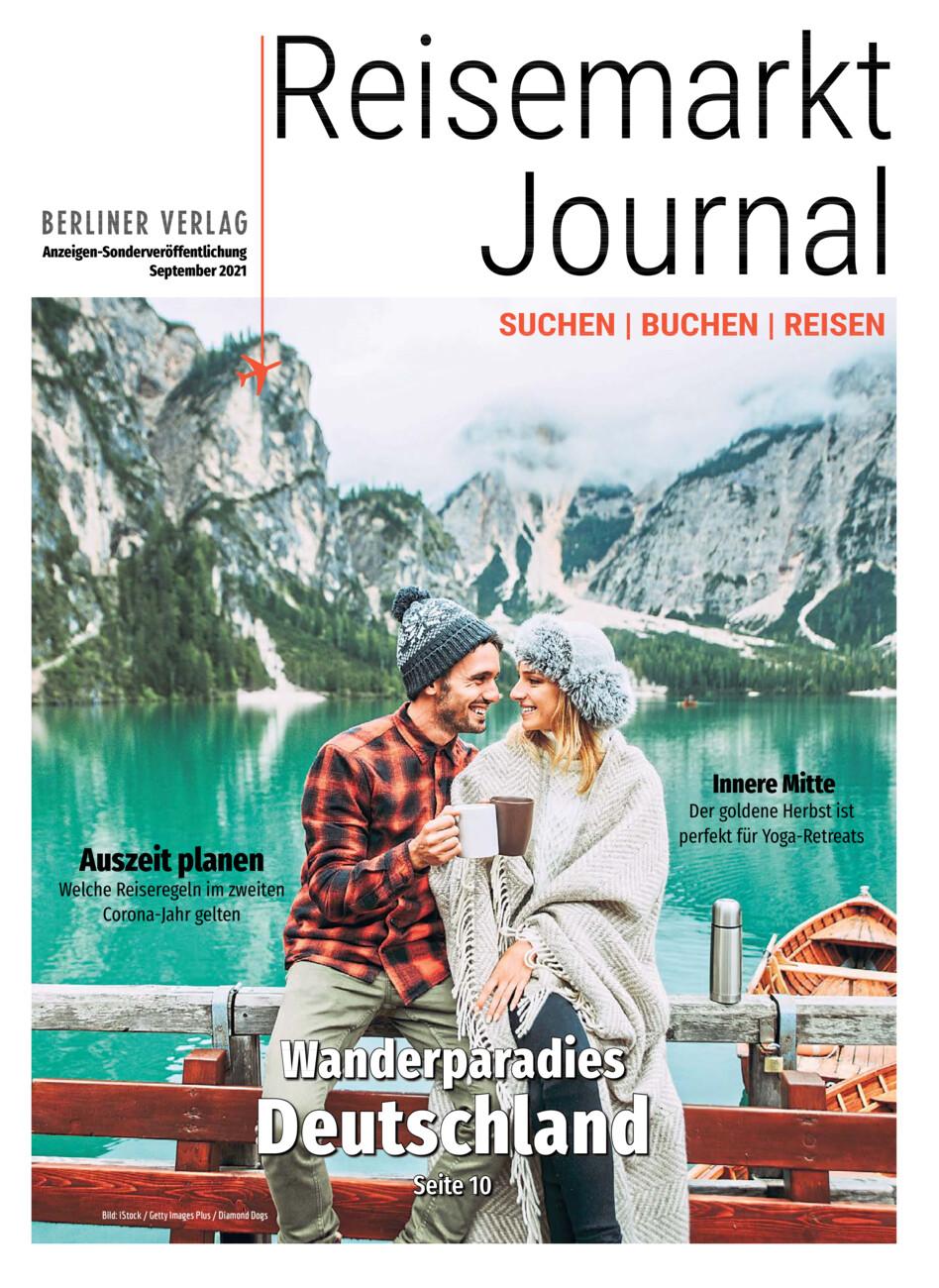 Reisemarktjournal vom Samstag, 25.09.2021